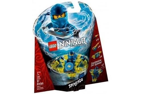 Lego Lego 70660 ninjago - toupies spinjitzu jay
