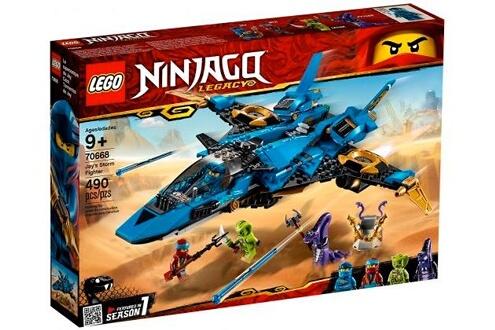 Lego Lego 70668 ninjago - le supersonic de jay
