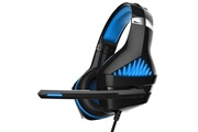 Beexcellent Beexcellent gm-5 casque micro à réduction de bruit pour mac pc ps4 xbox one bleu