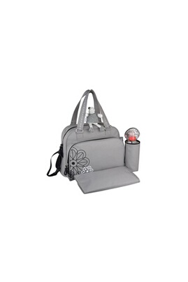 Baby On Board Baby on board sac a langer simply havana taupe et noir