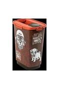 Rotho Rotho container a croquettes verseur cody 25 l - pour chien et chat