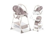 Hauck Chaise haute sit'n relax 3in1 - stretch beige