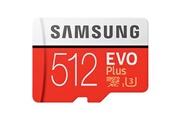 Samsung Samsung carte micro sd sdxc evo plus - 512 go - avec adaptateur sd - classe 10