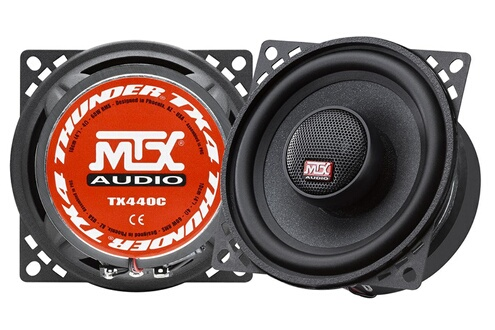 MTX Haut parleurs 10 cm mtx tx440c