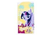 My Little Pony My little pony drap de plage - 100% coton - 70x140 cm - multicolore