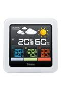 Oregon Scientific Station météo 'confort' multi-zone écran couleur