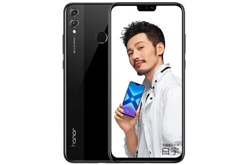 Huawei Honor 8x 4+128go noir eu