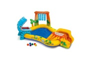 Intex Piscine gonflable dinosaur play center 249x191x109 cm 57444np