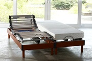 Idliterie Ensemble relaxation eden 2x80x200 - fabrication france