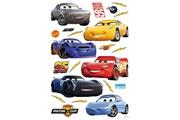 Bebegavroche Stickers géant cars 3 flash mcqueen