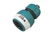 GENERIQUE Raccord rapide stop - bi-matière - 15 mm - raco expert