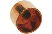 GENERIQUE Raccord cuivre pression à souder - bouchon femelle - ø22 mm