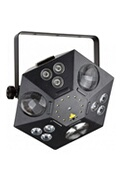 Jb Systems Jb systems alien projecteur led 5-en-1
