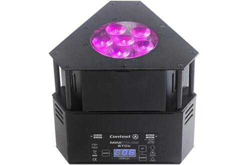 Contest Contest minitruss-6tcb projecteur led