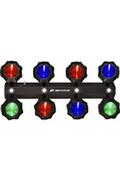 Jb Systems Jb systems party beams - jeu de lumière led