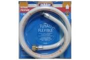 Addax Flexible pour le gaz butane 10ans 1.50m nf36-112