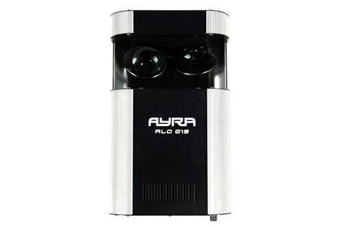 Ayra Ayra alo 019 double scanner dmx à led