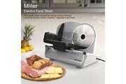 Mliter Trancheuse electrique cuisine trancheuse à viande pain légumes fruits