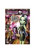 Xbite Ltd Monster high: freaky fusion dvd