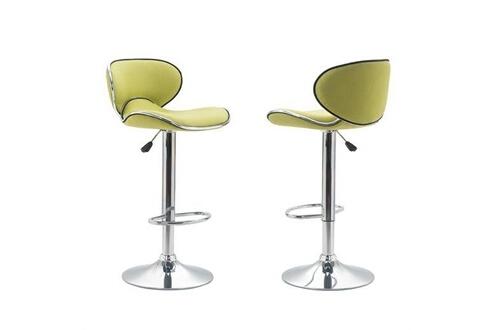 Cuisine Chaise Pour Lot Idimex Tabourets 2 Lounge De Bar Haute qzUVSMp