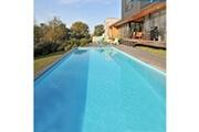 Egt Leisure Piscine bois sunbay anise rectangulaire 9.18 x 3.27 x 1,46