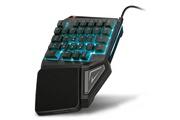 Trust Trust gaming gxt 888 assa single handed tastatur