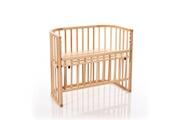 Babybay Berceau cododo comfort - laqué naturel
