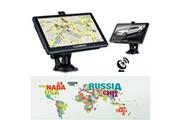 Floureon Gps auto navigateur fm mp3 cartes gratuites 8go écran tactile