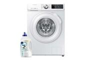 Samsung Lave-linge frontal 7kg a+++ 1400trs/min tambour 55l ecobubble machine à laver hublot ww 70 m 645 ocm