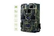 Dohiker Caméra de chasse caméra action pir capteur 16mp vision nocturne 1080p full hd sv -tcm16m