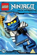Whv Lego ninjago - masters of spinjitzu: season 1 (part 2) dvd