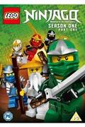 Whv Lego ninjago: masters of spinjitzu - season 1 (part 1) dvd
