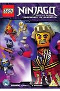Whv Lego ninjago: masters of spinjitzu - season 4 (part 1) dvd
