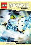 Whv Lego ninjago - masters of spinjitzu: season 3 (part 1) dvd
