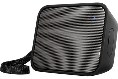 Philips Philips bt110b enceinte bluetooth portable, étanche éclaboussures, avec micro, 8h d'autonomie, noir