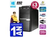 Acer Pc acer veriton m4630g mt i3-4130 ram 16go ssd 240go graveur dvd wifi w7