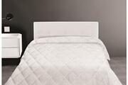 SOLEIL D OCRE Couette blanche 140x200 cm confort toutes saisons, par intemporel