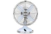 H.koenig H.koenig joe50 ventilateur design metal bleu