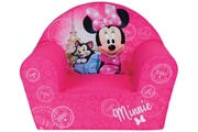 JEMINI Fauteuil club mousse minnie mouse paris disney