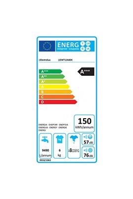 Electrolux Lave linge top electrolux ewt 1264 ek