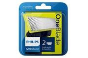 Philips Lames oneblade qp220/55 philips x2