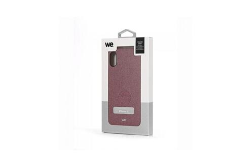 We Coque de protection en tissu we pour iphone x - xs