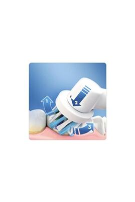 Oral B Oral-b pro 600 3d brosse a dents electrique par braun - blanc