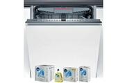 Bosch Lave-vaisselle tout intégrable encastrable 44db a++ 14 couverts 60cm panier varioflex smv46mx03e