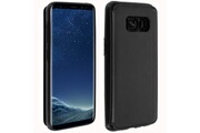 FORCELL Coque galaxy s8 plus protection antichocs porte-carte forcell wallet noir