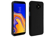 FORCELL Coque galaxy j6 plus protection antichocs porte-carte forcell wallet noir
