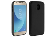 FORCELL Coque galaxy j3 2017 protection antichocs porte-carte forcell wallet noir