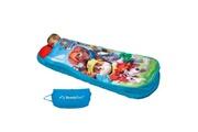 GENERIQUE Lit gonflable - airbed pat patrouille pack voyage avec lit d'appoint et pupitre rouleau de coloriage - worlds appart