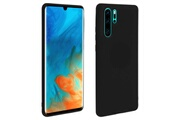FORCELL Coque huawei p30 pro protection silicone gel souple soft touch - noir