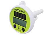 KOKIDO Thermomètre de piscine digital solaire - kokido